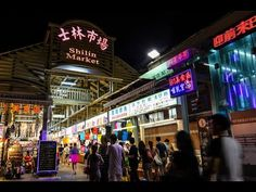 Street Food Adventure @ Shilin Night Market
