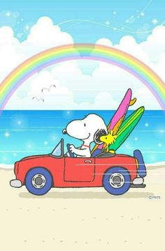 SNOOPY'S VACATION