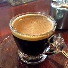 เอสเพรสโซ | Espresso @ ปรารถนา กาแฟ | Prathana Coffee