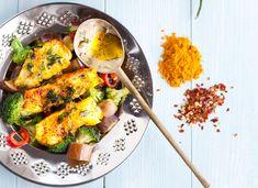 Sahramikuhaa ja lämpimiä kasviksia, Pike-perch with saffron and warm vegetables – Ruoka.fi