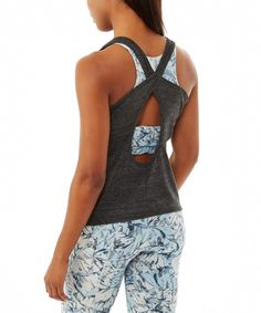 Look at this Move by Alternative Eco Black Make Your Move Tank on #zulily today!