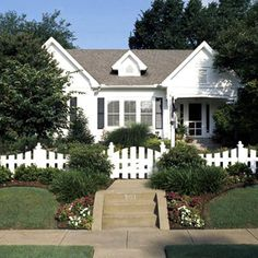 Cottage with Curb Appeal