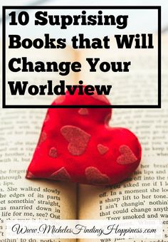 10 suprising books that will change your worldview