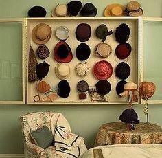 Te presentamos estas increíbles ideas que puedes llevar a cabo con los #sombreros que utilizaste en tus vacaciones pasadas. #decora y #diviértete. #proyectos #DIY #deco #decoración #hogar