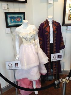 Twitter / TheDLGazette: A couple of costumes from Oz ...
