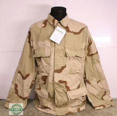 BDU Shirt 3 Color Military New Propper Small Paintball Airsoft 50/50 NYCO