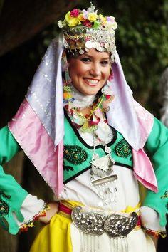 Traditional Turkish dance.