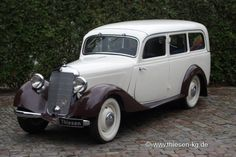 1951-Mercedes-Benz-170-DA-Kombi.  If these weren't so rare, it would look amazing as a woody wagon.