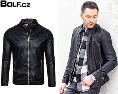 Leather Jacket, Jackets, Fashion, Studded Leather Jacket, Down Jackets, Moda, Leather Jackets, Jacket, Fasion