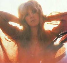 Stevie Nicks....always loved her.  Saw her at Merriweather Pav and she looked magical (not to sound too corny)