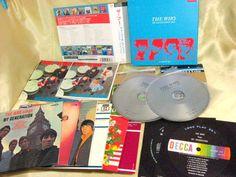 CD/Japan- THE WHO My Generation 2CDs LIMITED Collector's Box w/OBI RARE SHM-CD #HardRock