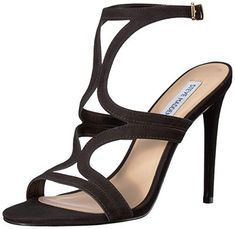 4d304035565d Steve Madden Women s Sidney Heeled Sandal  Shoes