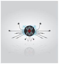 Workings Of A Madman by David Somers, via Behance Mad Men, Illustrator, Behance, David, Clock, Graphic Design, Decor, Watch, Decoration