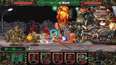 METAL SLUG ATTACK APK Mod v2.14.0 [Infinite AP]- Android game - AMG