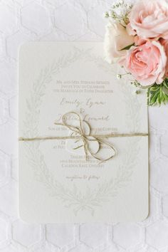 4471 best wedding invitations paper suite images on pinterest in elegant invitations httpstylemeprettycanada weddings stopboris Images