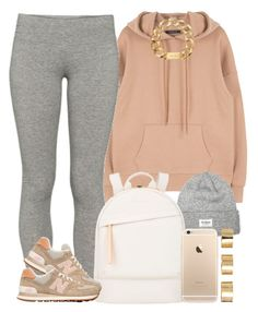 """."" by livelifefreelyy ❤ liked on Polyvore featuring TNA, Want Les Essentiels de la Vie, New Balance, ASOS, Michael Kors, women's clothing, women's fashion, women, female and woman"