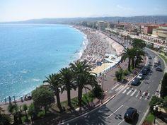 Niza, un paraíso en la Costa Azul | Buena Vibra