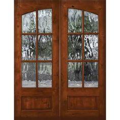 double entry wood doors