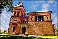 Frederic E. Church House Olana by Ronaldo F Cabuhat, via Flickr