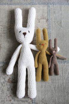 Crochet pattern Hare