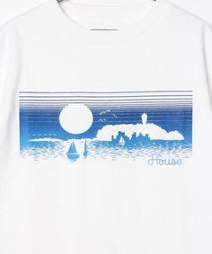 【キッズ】IN THE HOUSE プリントT Kids|[公式]グローバルワーク (GLOBAL WORK)通販 Global Work, Logo, Mens Tops, T Shirt, Women, Block Prints, Supreme T Shirt, Logos, Tee Shirt