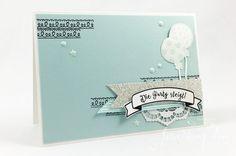 born2stamp STAMPIN' UP! IN{K}SPIRE_me Geburtstagskarte - Geburtstagshurra - Ballonparty - Delicate Details - Zierdeckchen - Lackakzente