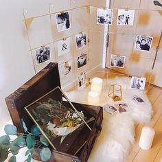 ウェルカムアイテムの新定番♡IKEAの【ミールへーデンフレーム】のウェルカムスペース飾り方実例集 | marry[マリー] Space Wedding, Wedding Decorations, Photo Wall, Frame, Yellow Things, Home Decor, Board, Instagram, Picture Frame