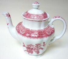 Spode Camilla English China Pink & Cream Coffee Pot C1833
