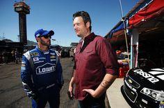 Jimmie Johnson Photos: Phoenix International Raceway - Day 2
