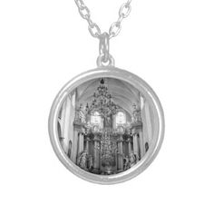 World Auction Top Photographer Euro Art Top Brand Silver Plated Necklace - jewelry jewellery unique special diy gift present