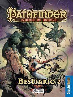 Pathfinder: Il Bestiario 2, Gioco di Ruolo Italiano | DungeonDice.it
