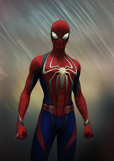 0e81aba7f83 ArtStation - Spider man (concept art)