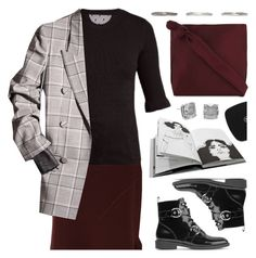 """""""untitled"""" by deepwinter ❤ liked on Polyvore featuring Acler, RED Valentino, Alexander Wang, The Row, Marc Jacobs, Pearls Before Swine, Chanel, GESTALTEN and Kate Spade"""