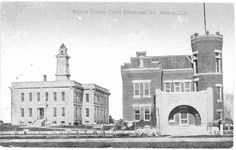 madera county courthouse and jail