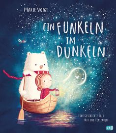 Ein Funkeln im Dunkeln (Commercial, unpaid) - Emma loves bedtime stories. Especially Bo, the bear.