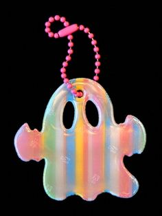 funflector® Halloween reflectors are are top rated for STYLE & SAFETY and a cool alternative to reflective tape! Halloween Ghosts, Halloween Costumes, Pedestrian, Some Ideas, Birthday Candles, Safety, Rainbow, Christmas Ornaments, Holiday Decor