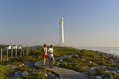 Evening at the Slangkop Lighthouse, Kommetjie, Cape Town