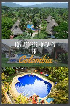¿Estás buscando un hostal en Colombia? He compilado una lista de los mejores hostales de Medellín, Bogotá, Cartagena, Santa Marta, San Andrés, Palomino, Minca, Cali y Popayán. Para que puedas encontrar el alojamiento adecuado para tu próximo viaje a Colombia. #viaje #viajar  #travel #colombia #medellin #hostal #bogota #palomino #cartagena  #santamarta #albergue