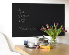 Rectangular Blackboard , Blackboard Stickers & Decorative Wall Stickers From Brume Ltd