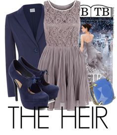 fashion-by-the-book : The Heir. Book four in the Selection