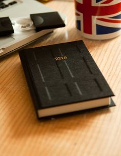 Sherlock Journal, like the Tardis journal. Definitely have to try making something like this.