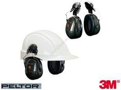 promocja! OCHRONNIKI SŁUCHU DIELEKTRYCZNE 3M-OPTIME2-H-EL - Odzież robocza, obuwie, apteczki, gaśnice, szelki bezpieczeństwa i in.