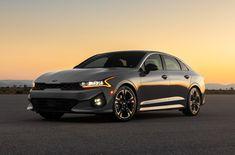 2021 Kia K5 Replaces the Optima, Amps Up the Style and Power Kia Optima K5, Mid Size Sedan, Kia Stinger, Kia Rio, Hyundai Sonata, Mazda 6, Future Car, Concept Cars, Used Cars