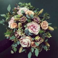 My Fair Lady - Dusky dozen -Valentines day is coming! ...Catkin & Pussywillow Winchester florist