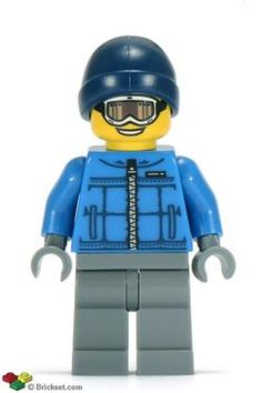 Minifigures Serie 5 - Snowboarder Guy