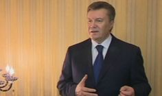 Yanukovych --- I'm NOT going, said the man on Saturday morning...[from Kharkov]