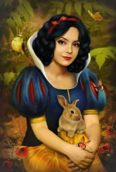 Snow White. by DonatellaDrago.deviantart.com on @deviantART