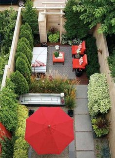 23 small backyard ideas how to make them look spacious and cozy woohome - Small Backyard Garden