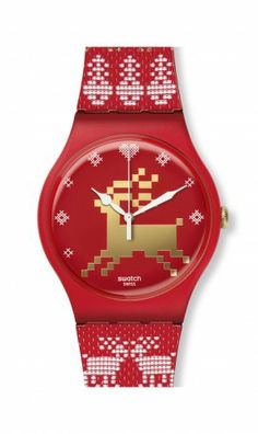 Christmas Swatch WATCH ! :-)