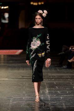 Dolce & Gabbana Alta Moda - Primavera-Verão 2016 - Vogue Portugal